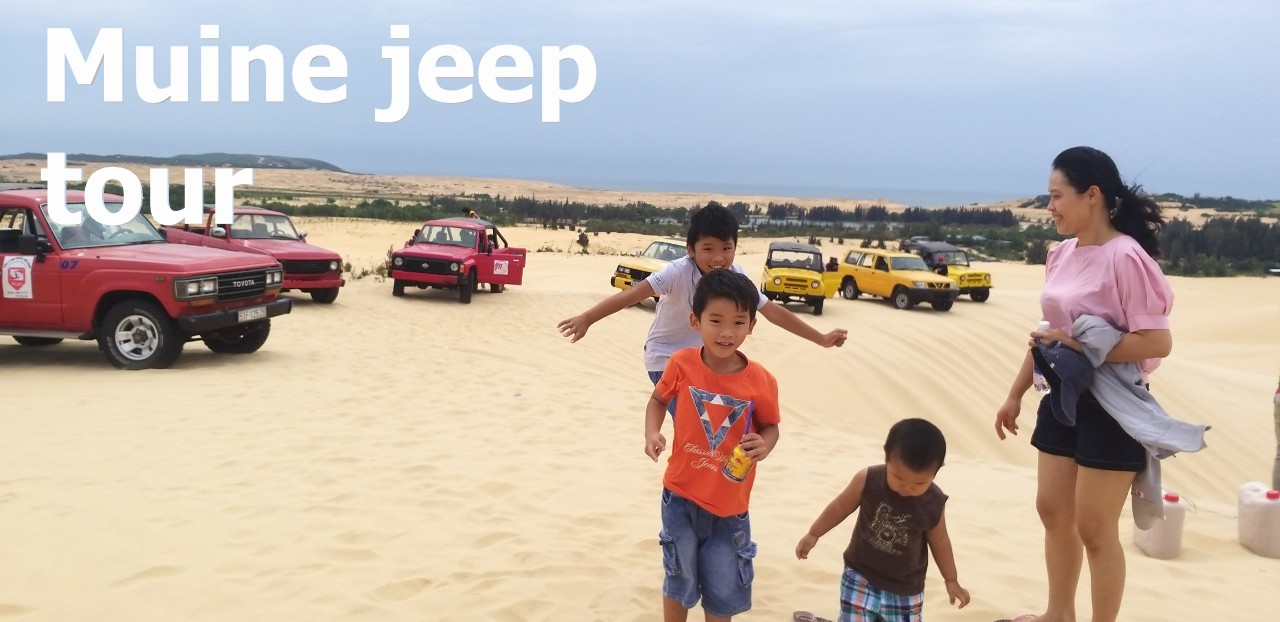 mui ne local private jeep tour
