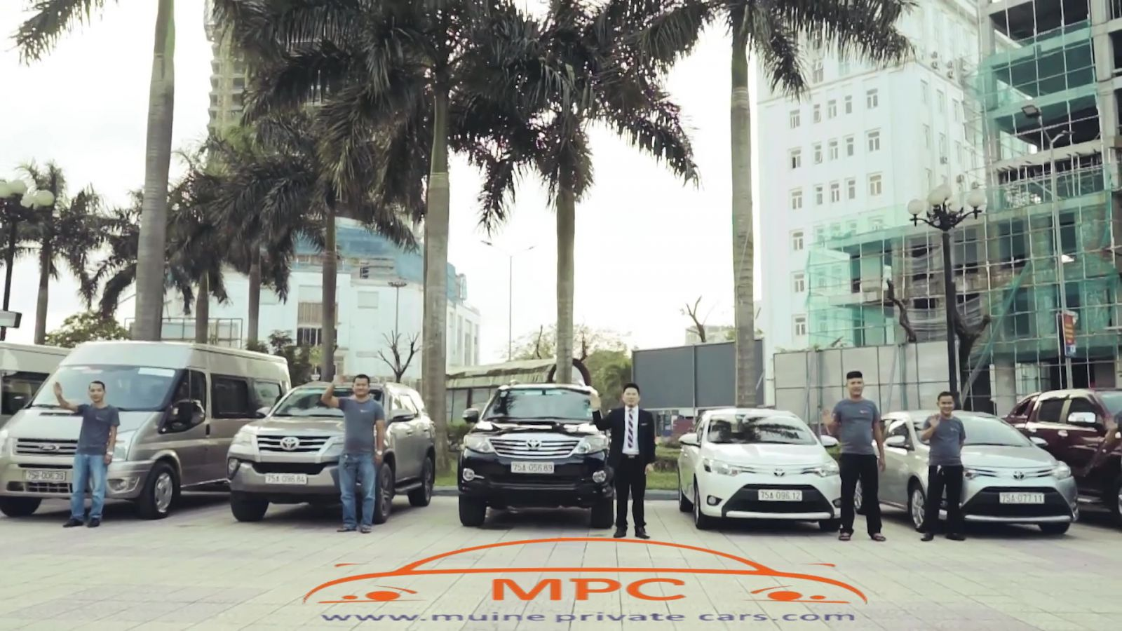 Car Hire from Muine to dalat by private car